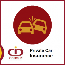 [Private Car] Comprehensive Insurance, Sum Insured KES  9,500,000, CIC Insurance