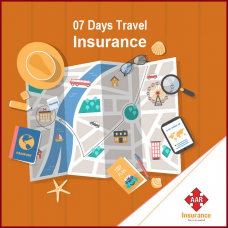 Sum Insured USD 100,000, [Age 0 to 70] AAR 007 Days Travel Insurance, Gold Worldwide Plan